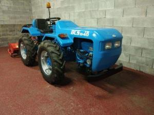 Oude BCS tractor - ZHE